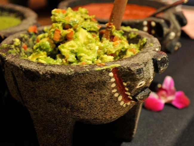 Refined Mexican Cuisine at Rosa Mexicano