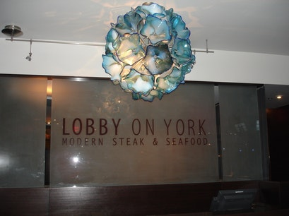 LOBBY on YORK - Modern Steak & Seafood Winnipeg  Canada