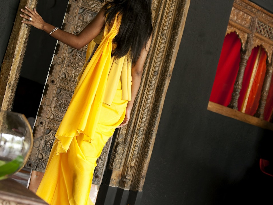 Find the Perfect Sari at Jetha Tulsidas Moka  Mauritius