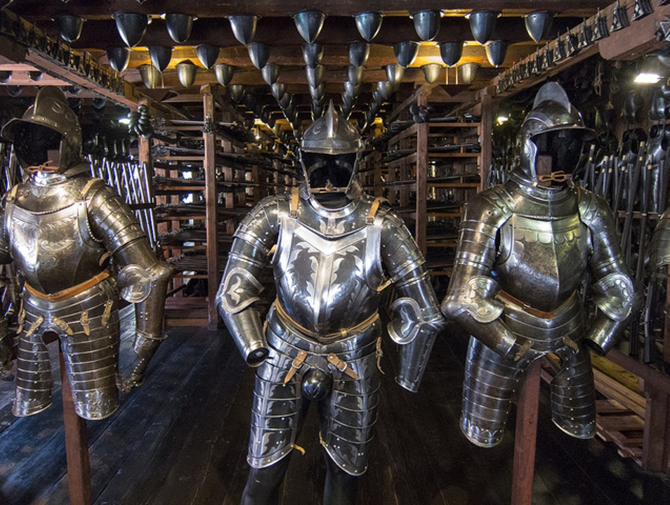 Discover Knights and Armor at the Graz Armory  Graz  Austria
