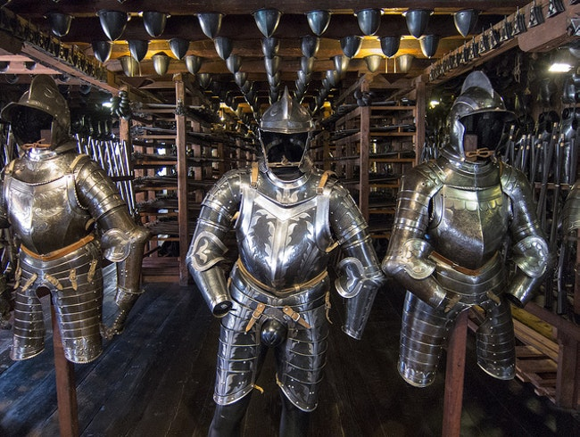 Discover Knights and Armor at the Graz Armory