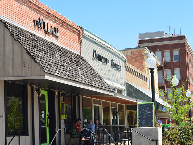 Central Texas Daytrip: Historic Downtown Bryan