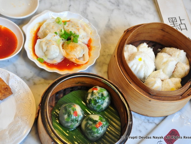 Dim Sum in Singapore