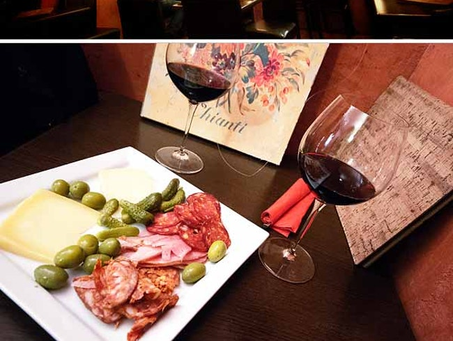 Taste Rich Croatian Wines in a Cozy Atmosphere