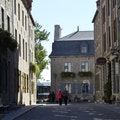 Rue Sainte Pierre Quebec City  Canada
