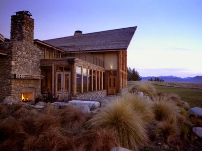 Fiordland Lodge Te Anau  New Zealand