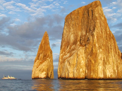 Kicker Rock, Galapagos Islands   Ecuador