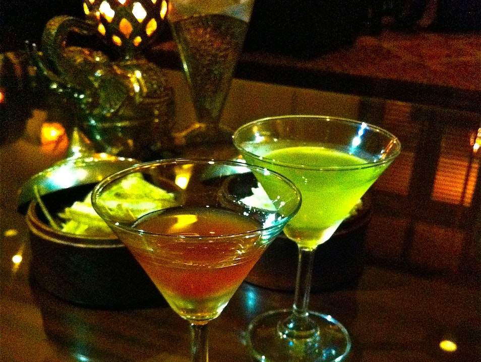 Soak up some history while sipping cocktails Siem Reap  Cambodia