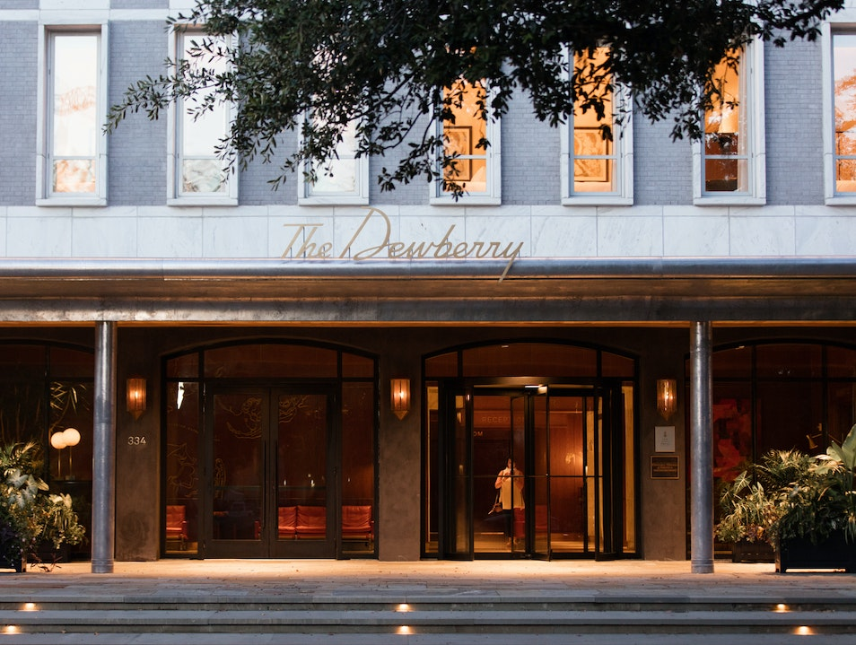 The Dewberry Charleston Charleston South Carolina United States