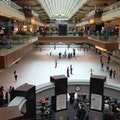 Ice at the Galleria Houston Texas United States