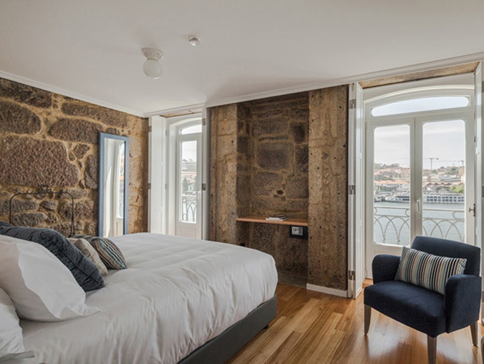 Sound sleep with river views in Porto Porto  Portugal