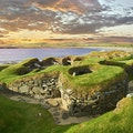 Skara Brae Prehistoric Village Sandwick  United Kingdom