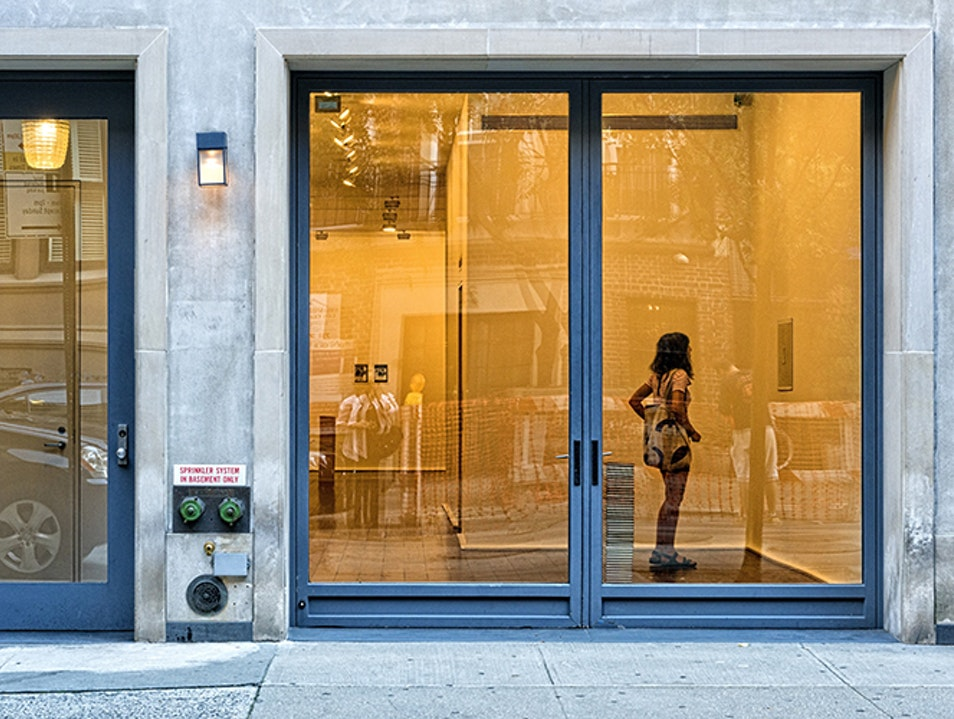 Chelsea Galleries New York New York United States