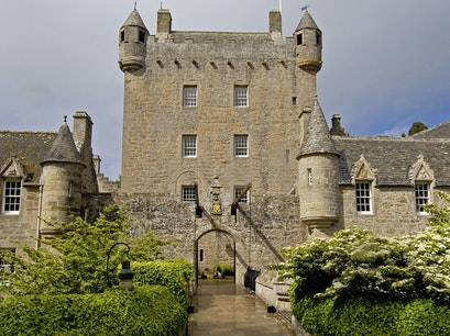 Cawdor Castle Highland  United Kingdom