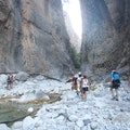 Samariá Gorge Samaria Village  Greece