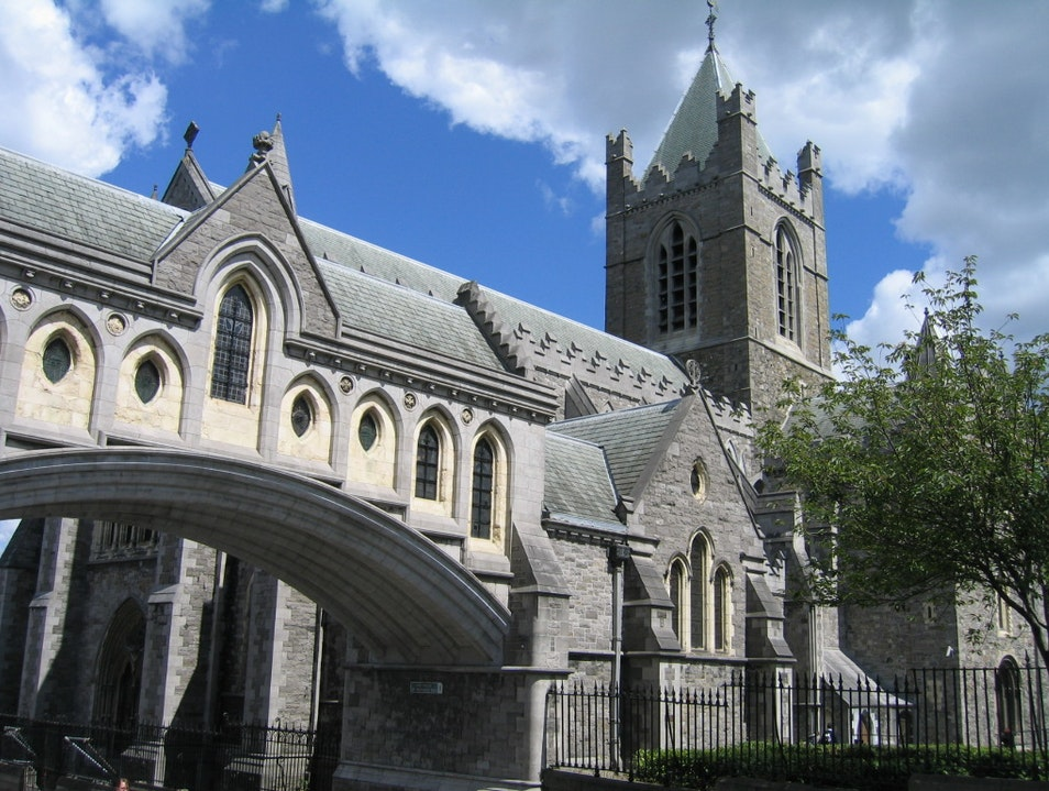 Christ Church Cathedral Dublin  Ireland