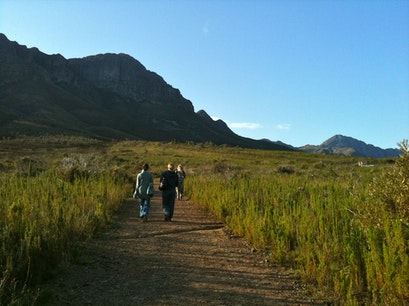 Helderberg Nature Reserve Cape Town  South Africa