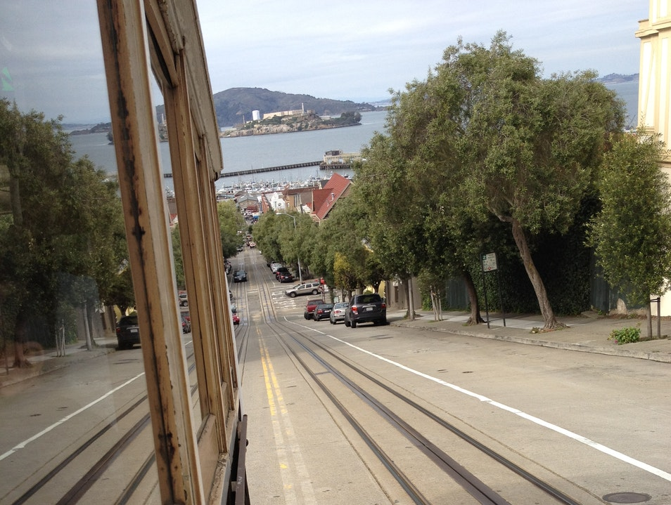 Take a Ride on the Cable Car San Francisco California United States