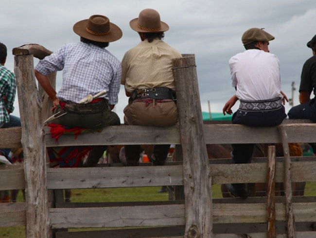 Be Part of a Real Gaucho Parade and Rodeo in Uruguay
