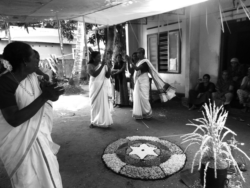 Traditional Ceremony in Kerala