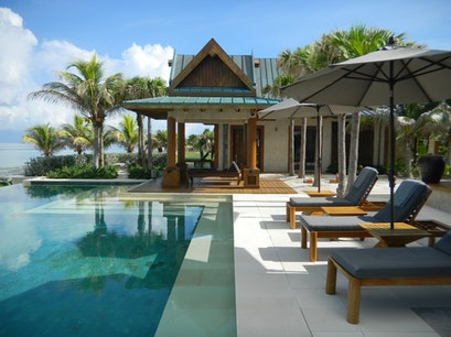 Nandana Villas West End  The Bahamas
