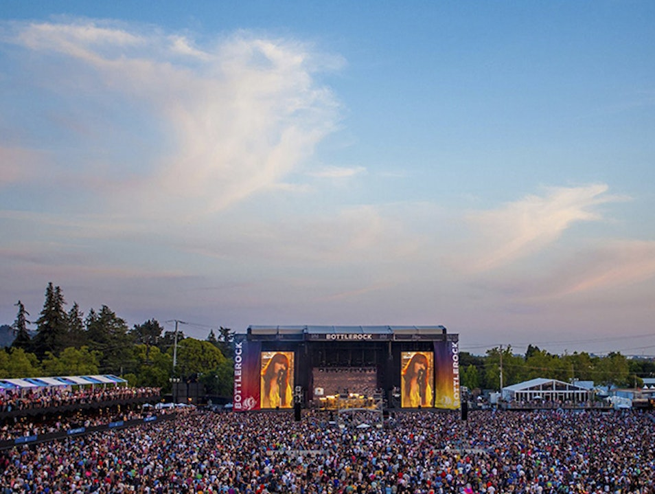Napa's Ultimate Wine & Music Festival Napa California United States