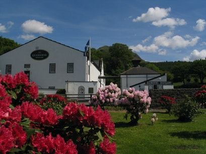 Glengoyne Distillery near Glasgow Dumgoyne  United Kingdom