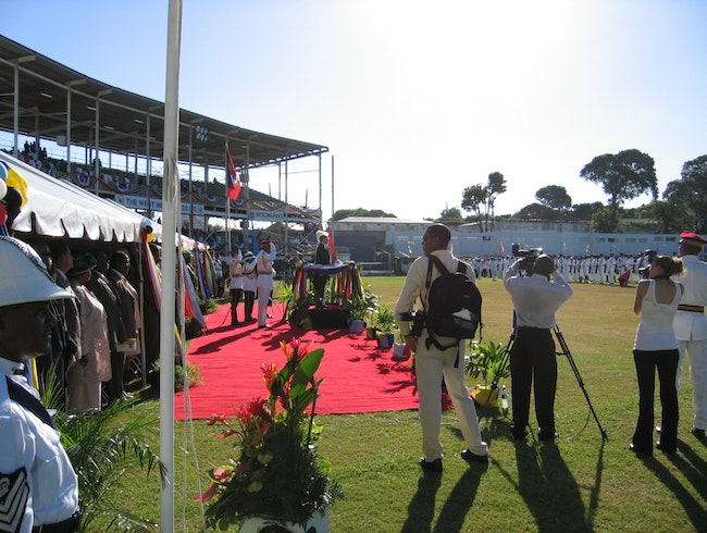 Watch International Cricket in Antigua