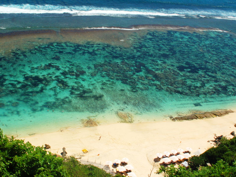 The Best Beach in Bali, Hands-Down