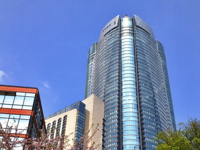 Roppongi Hills Mori Tower Minato City  Japan