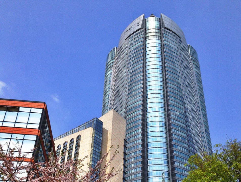 High End Shopping in Roppongi Hills
