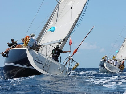 Ondeck Sailing Buckleys  Antigua and Barbuda