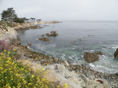 Monterey Bay Coastal Trail Monterey California United States