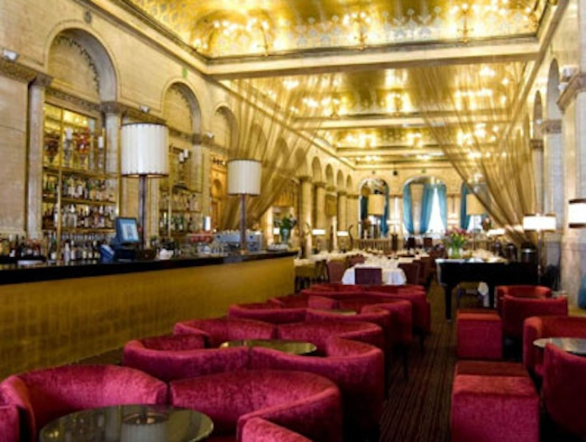Step back to a gilded age in the heart of Piccadilly Circus