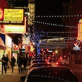 Greektown Detroit Michigan United States