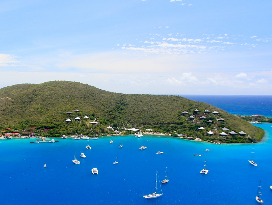 Experience the Ultimate Watersports Retreat Spanish Town  British Virgin Islands