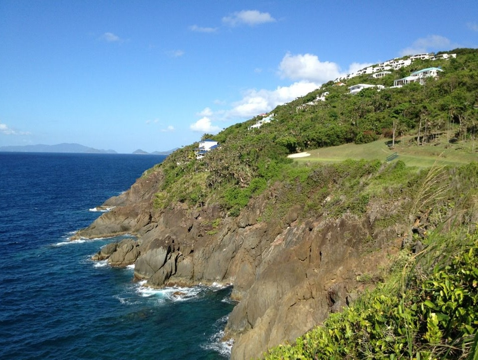 Coastal Golf in the US Virgin Islands St Thomas  United States Virgin Islands