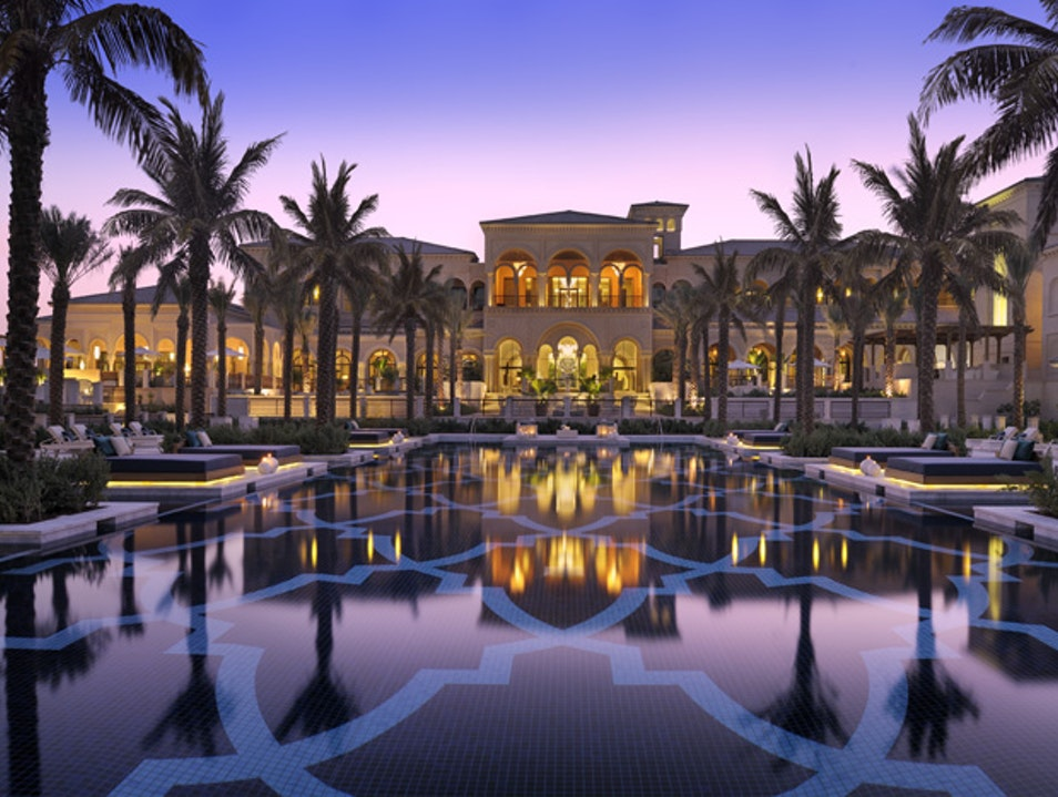 One&Only The Palm, Dubai Dubai  United Arab Emirates