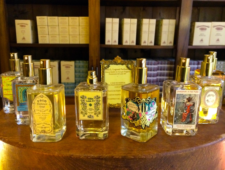 Historic Perfume and Soap Shop