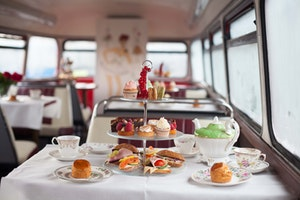 The Afternoon Tea Bus