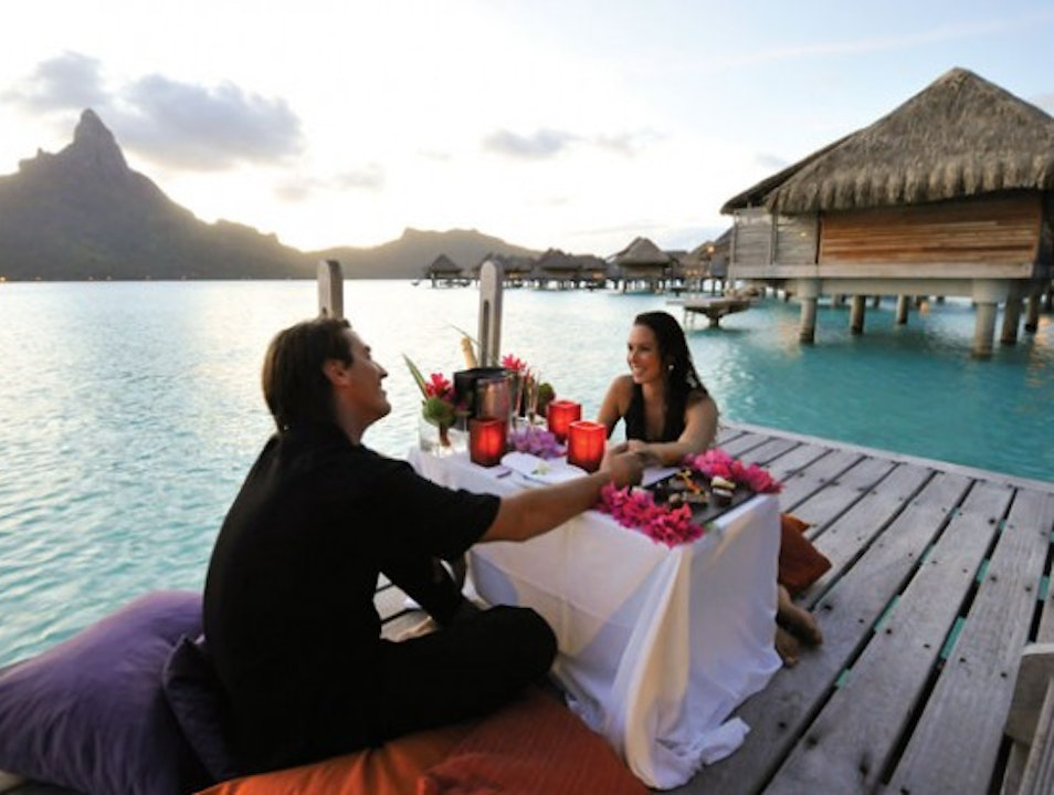 InterContinental Bora Bora Thalasso: An Eco-Luxe Honeymoon Machine Bora Bora  French Polynesia