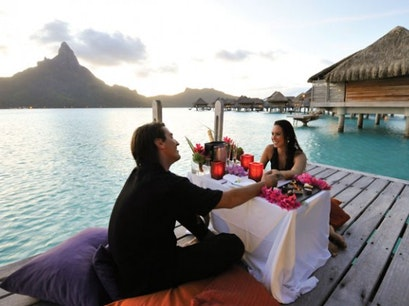 InterContinental Bora Bora Resort & Thalasso Spa Bora Bora  French Polynesia