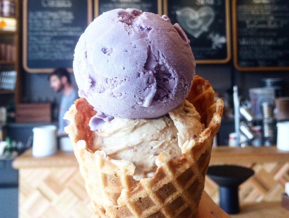 Find Comfort and Excitement at Salt and Straw