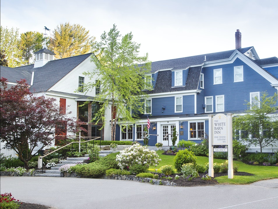 White Barn Inn Kennebunk Maine United States