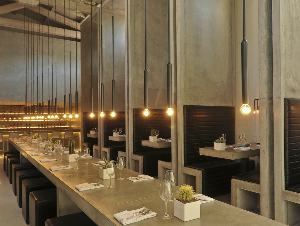 Carefully Crafted Cuisine at Workshop in Palm Springs