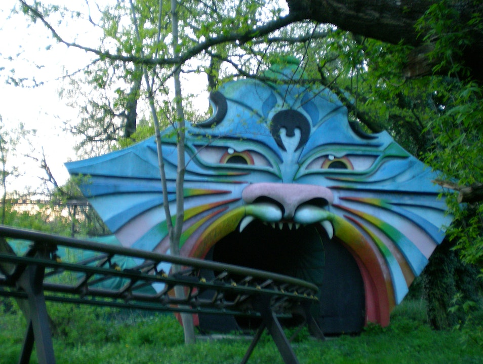 Spreepark, Still Making History Berlin  Germany