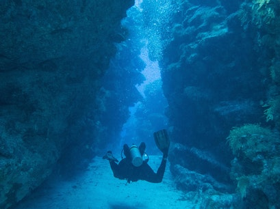 Eden Rock Diving Center George Town  Cayman Islands