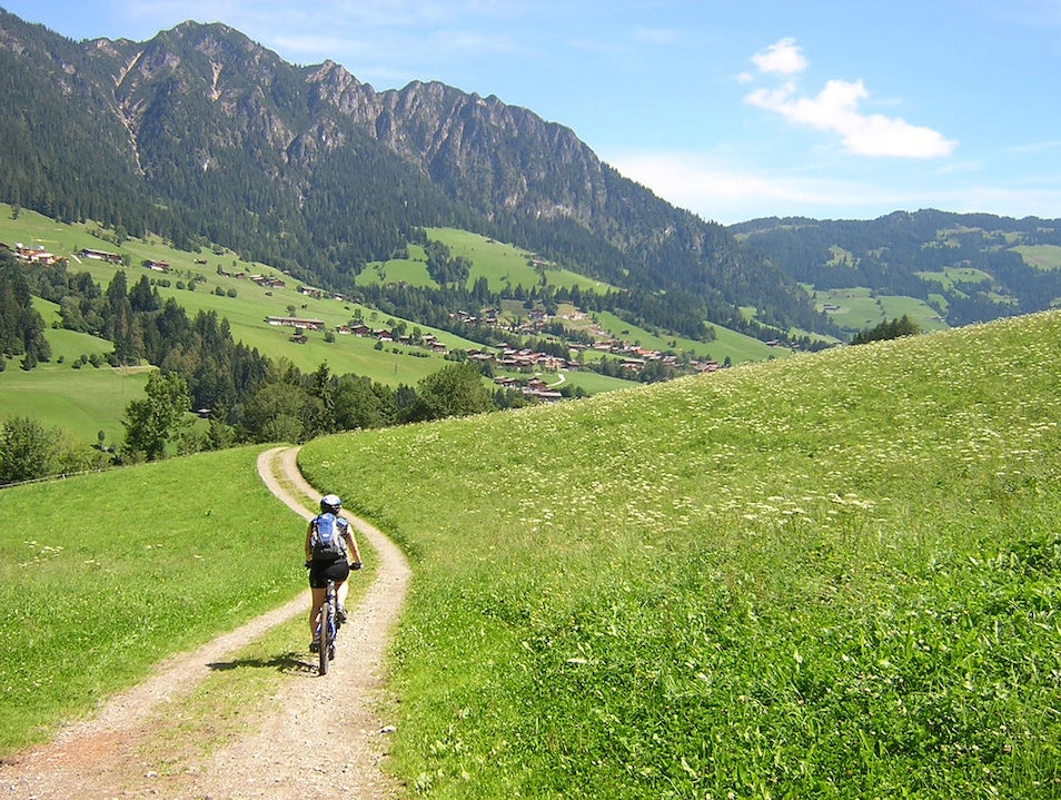 A Family Hike Through the Alps and the Austrian Tyrol