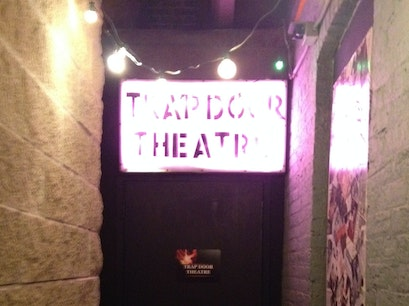 Trap Door Theatre Chicago Illinois United States