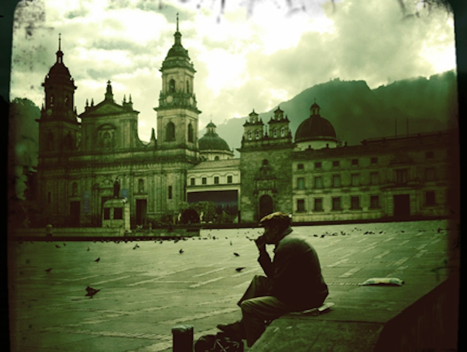 Early Bird in Bogota Bogota  Colombia